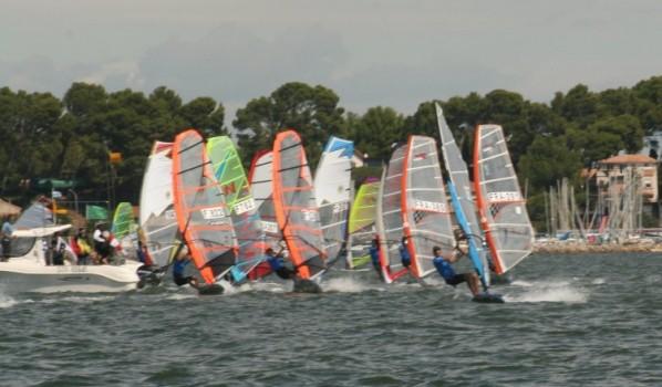 Windsurf  Un plateau très relevé pour ce championnat de France 2014
