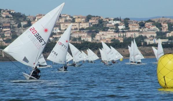 Deux journées idéales pour la Coupe de Méditerranée des Lasers